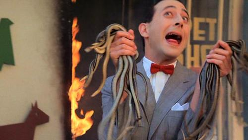 More Pee Wee. This scene haunted me as a child.