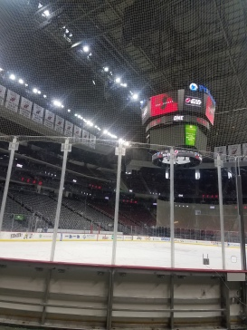 The Devils' rink
